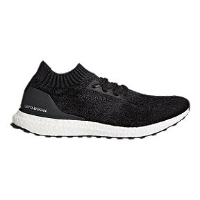 check out 36dff 270c7 adidas Mens Ultra Boost Uncaged Running Shoes - GreyBlack