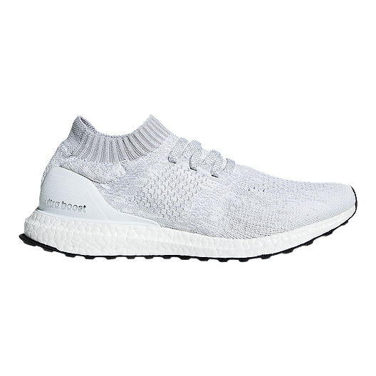 ef30b9a52 adidas Men s Ultra Boost Uncaged Running Shoes - White Black