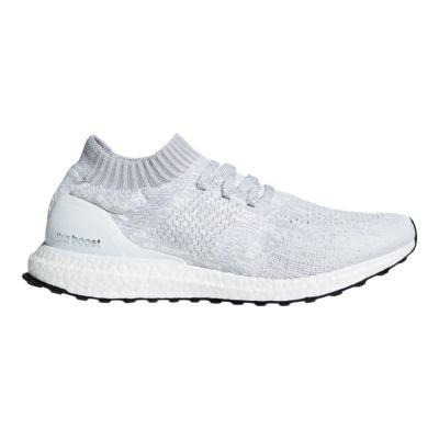 adidas Men\u0027s Ultra Boost Uncaged Running Shoes - White/Black
