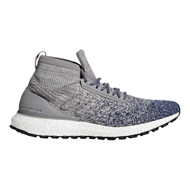 3643539bfcdc7 adidas Men s Ultra Boost All Terrain Running Shoes - Grey Blue ...