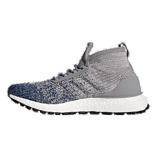 e1a0f1060 adidas Men s Ultra Boost All Terrain Running Shoes - Grey Blue. (1). View  Description