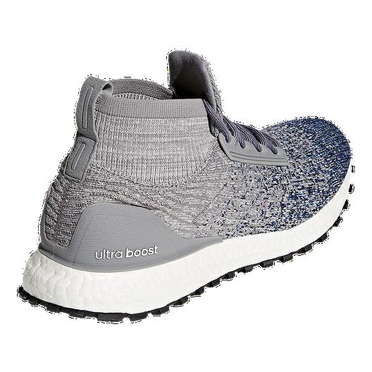 10aee0e38 adidas Men s Ultra Boost All Terrain Running Shoes - Grey Blue. (1). View  Description