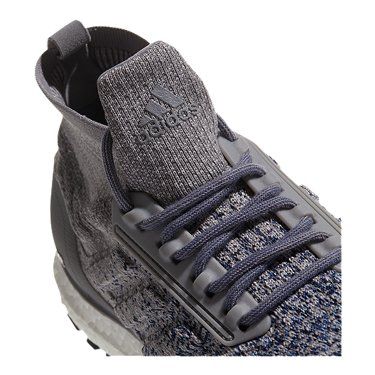 56b5f1ec92b adidas Men s Ultra Boost All Terrain Running Shoes - Grey Blue ...