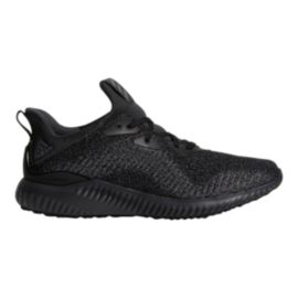 adidas Men's AlphaBounce EM Running Shoes - Black/Silver/Grey