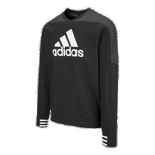 adidas Men's Sport ID Crew Sweatshirt