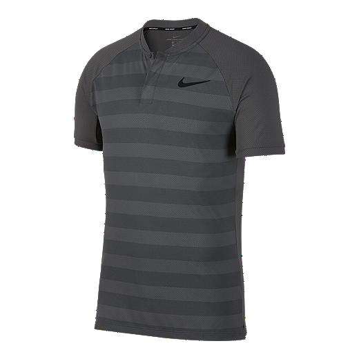 9dc36a300a Nike Golf Men's Zonal Cooling Stripe Polo | Sport Chek