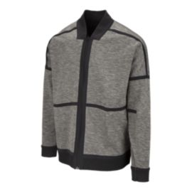 adidas Men's Z.N.E. Anthem Reversible Knit Jacket