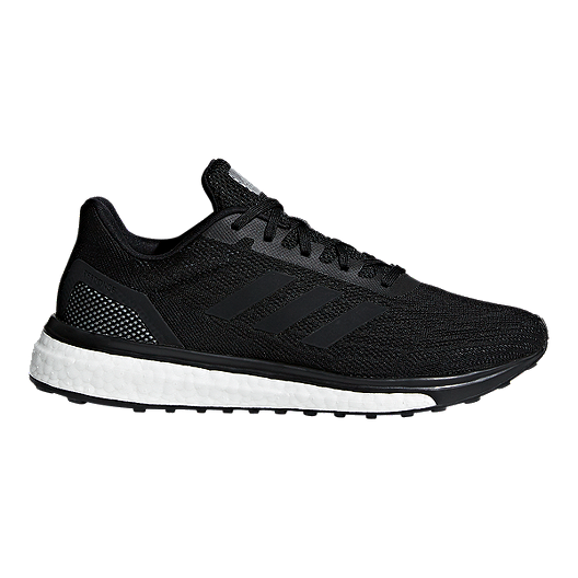 b37bd4c31781c adidas Women s Response Running Shoes - White Black