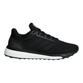 adidas Women's Response Running Shoes - White/Black