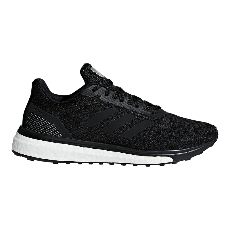 b518747528a adidas Women's Response Running Shoes - White/Black   Sport Chek
