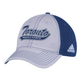 Toronto Maple Leafs Adjustable Slouch Hat