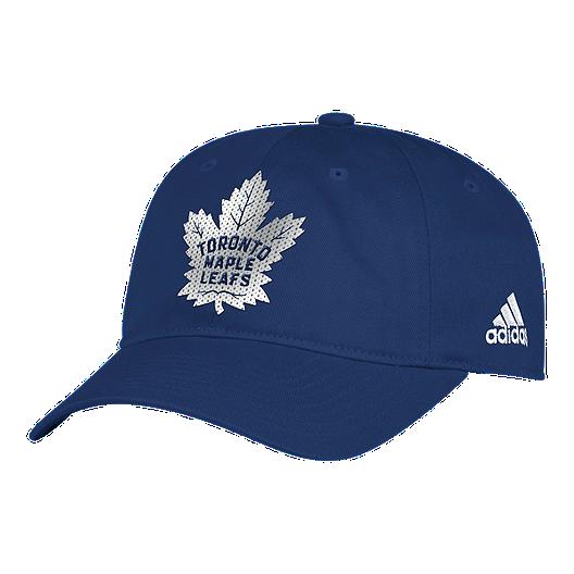 6318e657d Toronto Maple Leafs Women's Sequin Adjustable Slouch Hat | Sport Chek
