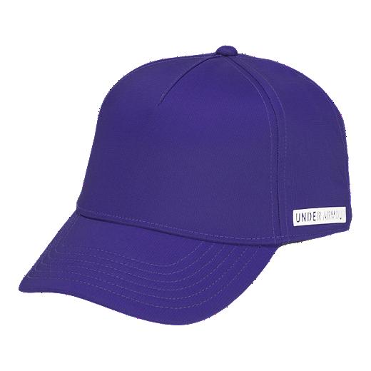 30b667c4 Under Armour Women's Motivator Hat - Blue / White