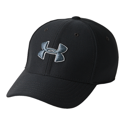 info for 4e643 d5a70 Under Armour Boys  Blitzing 3.0 Stretch Fit Hat   Sport Chek