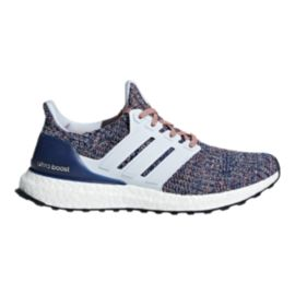 adidas Women's Ultra Boost Running Shoes - Blue/Navy