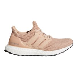 adidas Women's Ultra Boost Running Shoes - Pearl