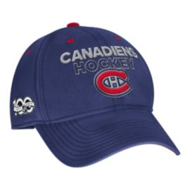 Montreal Canadiens NHL Centennial Adjustable Hat