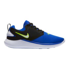 Nike Kids' Lunarsolo Grade School Shoes - Blue/White