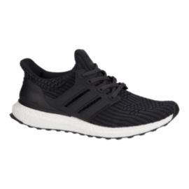adidas Women's Ultra Boost Running Shoes - Black