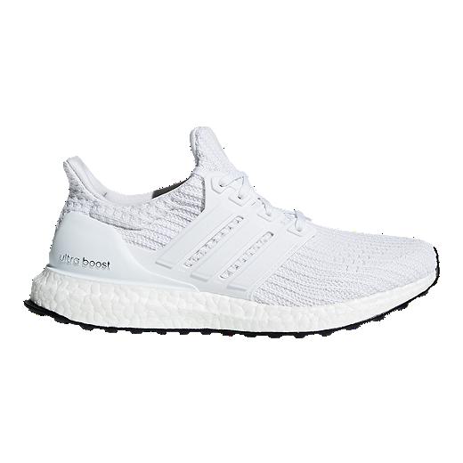 half off 1c74f efb25 adidas Women s Ultra Boost Running Shoes - White - WHITE WHITE WHITE