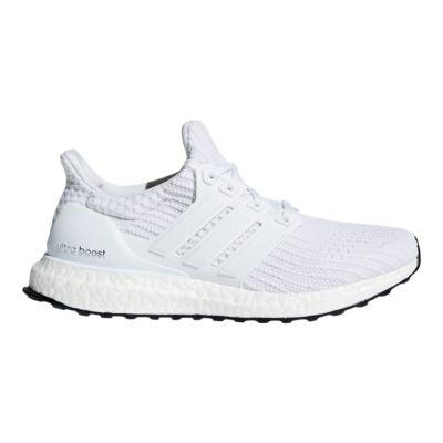 adidas Women\u0027s Ultra Boost Running Shoes - White