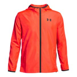 Under Armour Boys' Sackpack Full Zip Jacket
