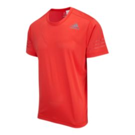 adidas Men's Freelift Climacool Short Sleeve Shirt