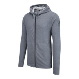 adidas Men's Workout Climacool Full Zip Training Hoodie