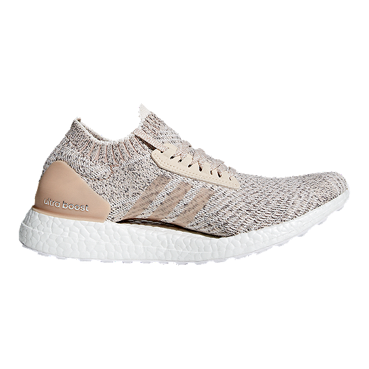 adidas Women s Ultra Boost X Running Shoes - Pearl White  7cc6c55774ca