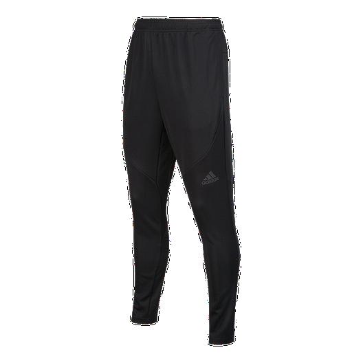 adfffafd9a adidas Men's Workout Climalite Knit Pants