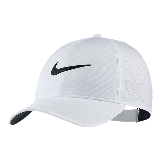 f01e1fc7637fb Nike Golf Women s Legacy 91 Performance Hat - WHITE