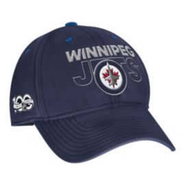 Winnipeg Jets NHL Centennial Adjustable Hat