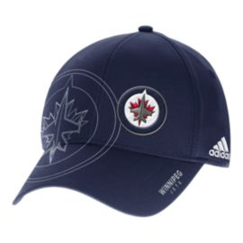 Winnipeg Jets Second Season Structured Flex Hat