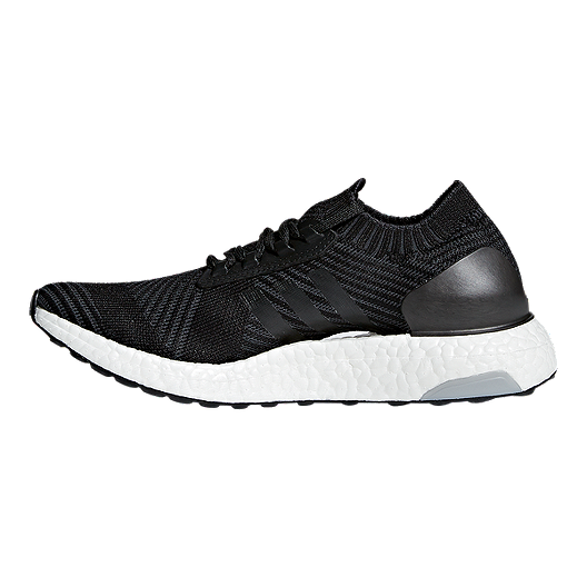 4b6191aada542 adidas Women s Ultra Boost X Running Shoes - Black Grey. (2). View  Description