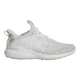 adidas Women's AlphaBounce Aramis Fade Running Shoes - White/Grey