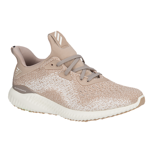 a34c69800 adidas Women s AlphaBounce EM Running Shoes - Pearl White