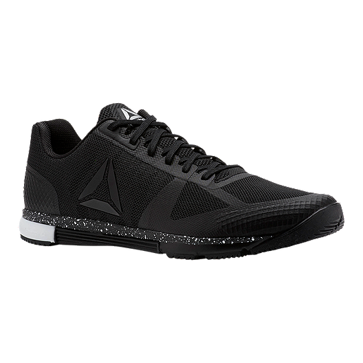 236df9d7cc634e Reebok Men s Speed TR 2.0 Training Shoes - Black White