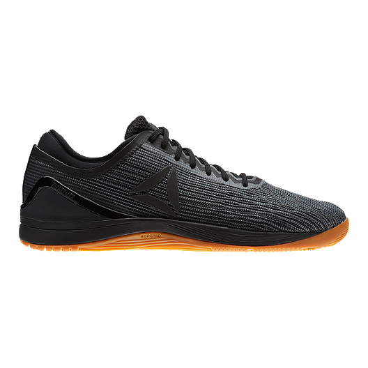 6768218ed443 Reebok Men s CrossFit Nano 8 Training Shoes - Black Alloy Gum ...