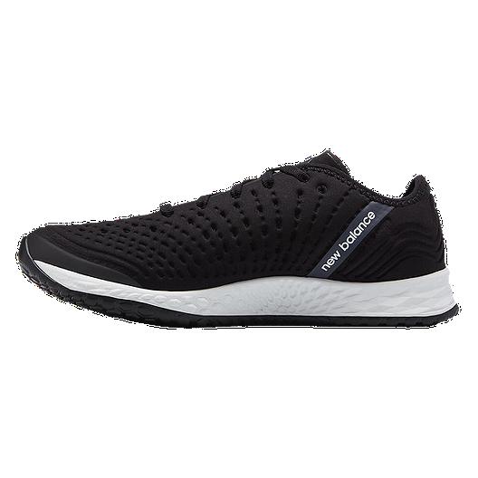 44489e229f9b3 New Balance Women's Freshfoam Crush Training Shoes - Black/White ...