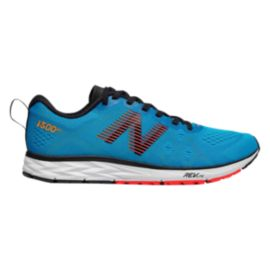 New Balance Men's 1500v4 Running Shoes - Blue/Black