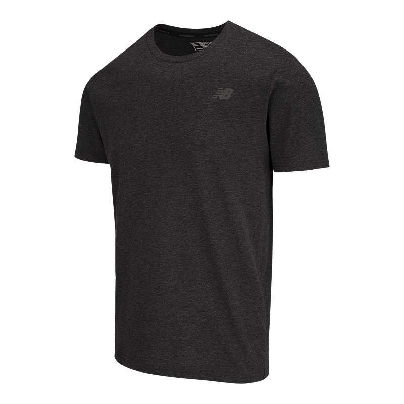 d0a2e1121f43 New Balance Men's Heather Tech Short Sleeve Shirt | Sport Chek