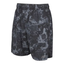 New Balance Men's Printed Transform 2-in-1 Shorts