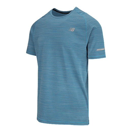 751fd53d6d New Balance Men's Q Speed Short Sleeve Shirt