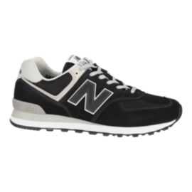 New Balance Men's 574 V2 Shoes - Black