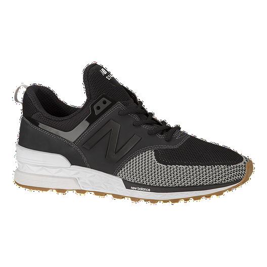 6939dea63f396 New Balance Men s 574 Sport Shoes - Magnet Grey
