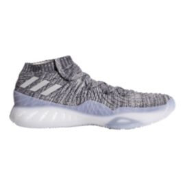adidas Men's Crazy Explosive Low 2017 PK Basketball Shoes - Grey