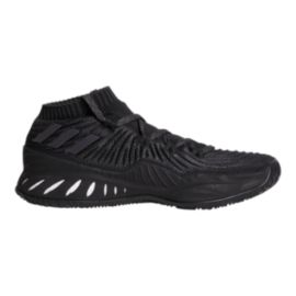 adidas Men's Crazy Explosive Low 2017 PK Basketball Shoes - Black