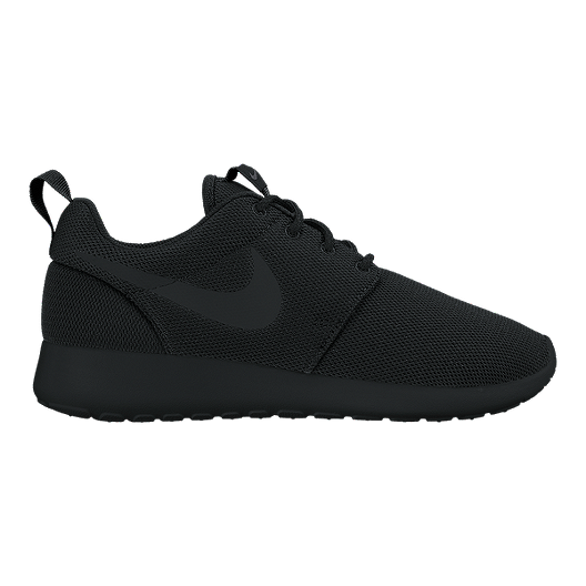 huge discount 7028b b2936 Nike Women's Roshe One Shoes - Black/Dark Grey | Sport Chek