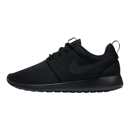 a19839ac2656 Nike Women s Roshe One Shoes - Black Dark Grey