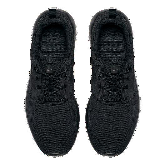 huge discount e2ec7 e0f34 Nike Women's Roshe One Shoes - Black/Dark Grey | Sport Chek